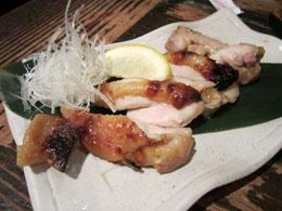 鶏の味噌漬焼