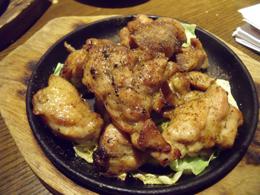 鶏ちゃんスパイス焼